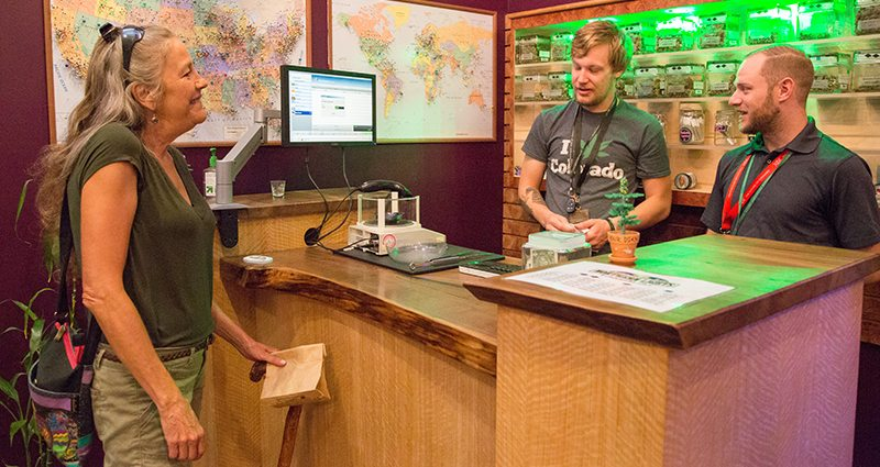 What Baby Boomers Can Expect from a Denver Recreational Dispensary